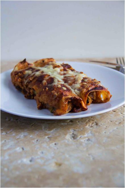 enchilada #1
