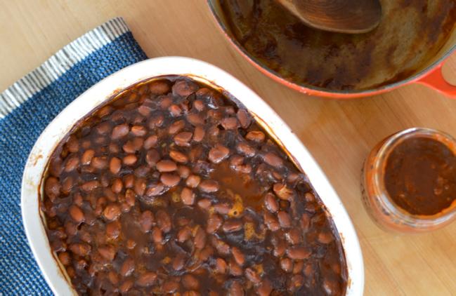 BBQ Beans #1