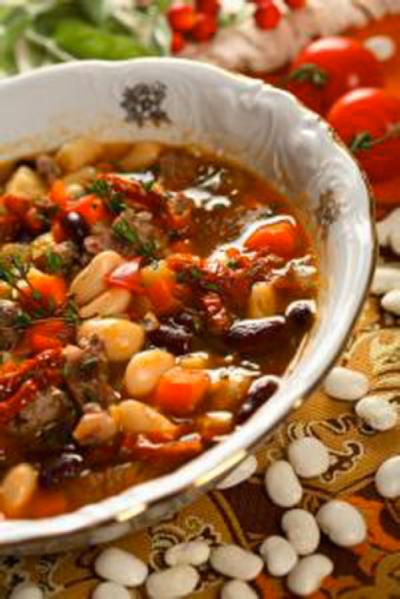 Veggie & Bean Simmer