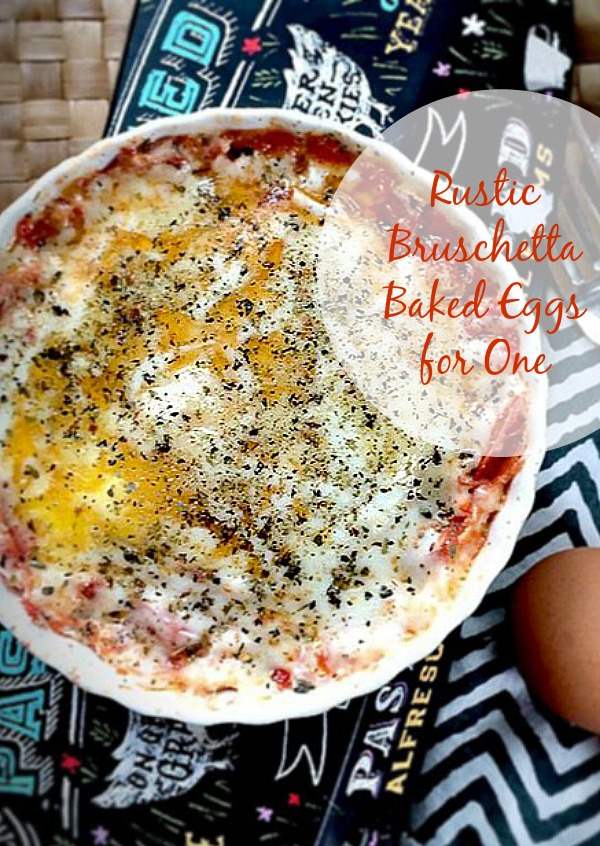 Rustic Bruschetta aked Eggs for One 2(EAS)