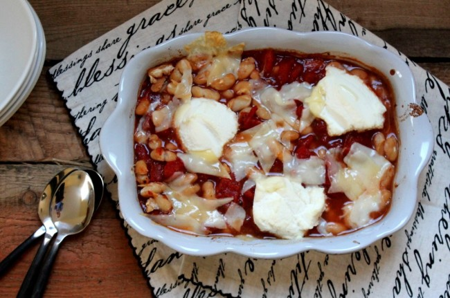 White-bean-tomato-and-ricotta-bake-1024x680