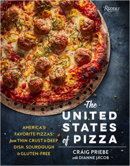 US Of Pizza Book Cover