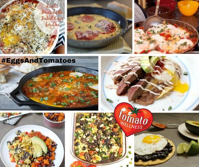 #EggsAndTomatoes blog